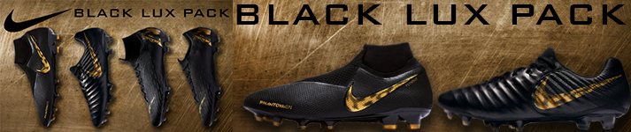 Nike Black Lux