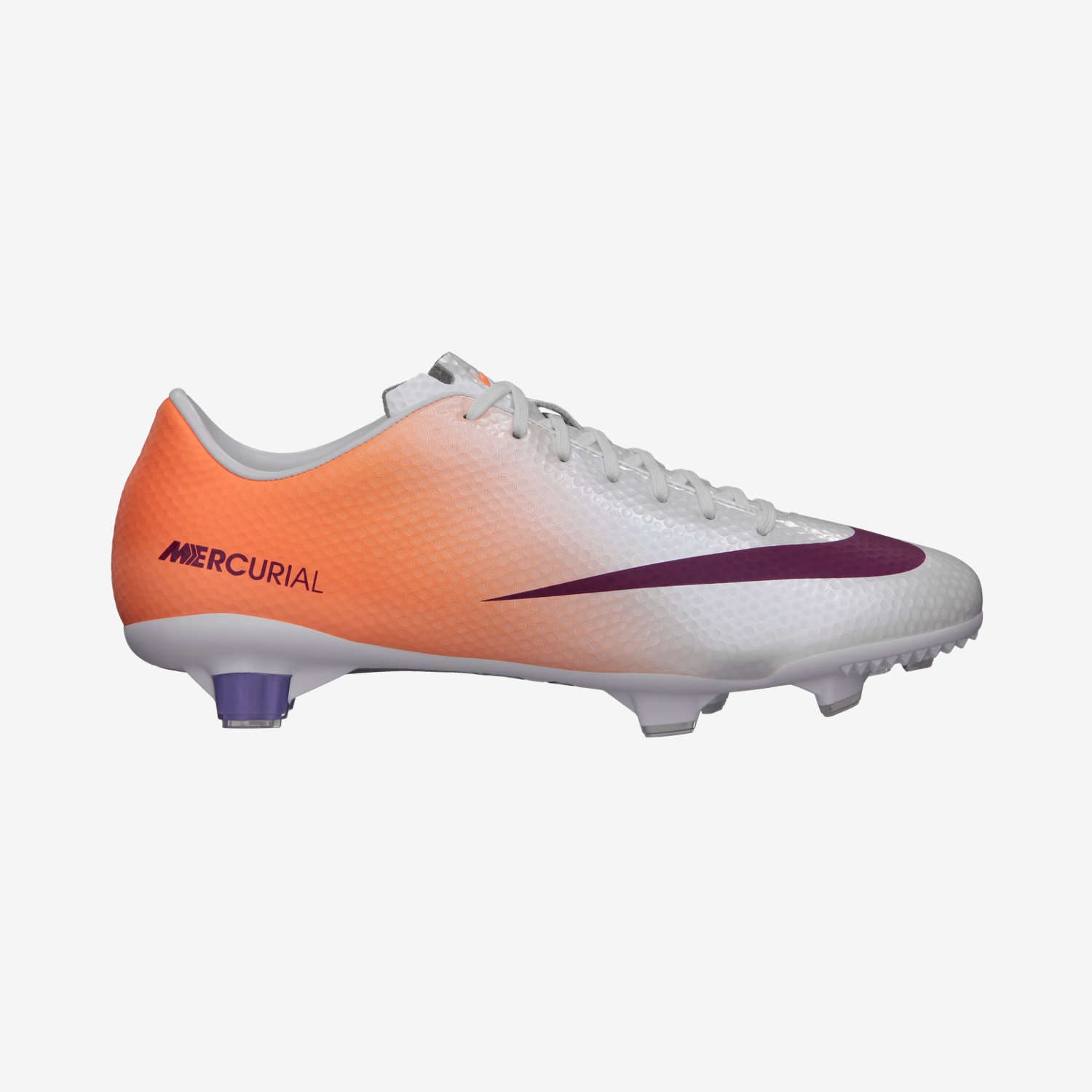 77a5b929ce0 ... for explosive acceleration and multi-directional gripFirm-ground (FG)  cleats for use on short-grass fields that may be slightly wet but rarely  muddy