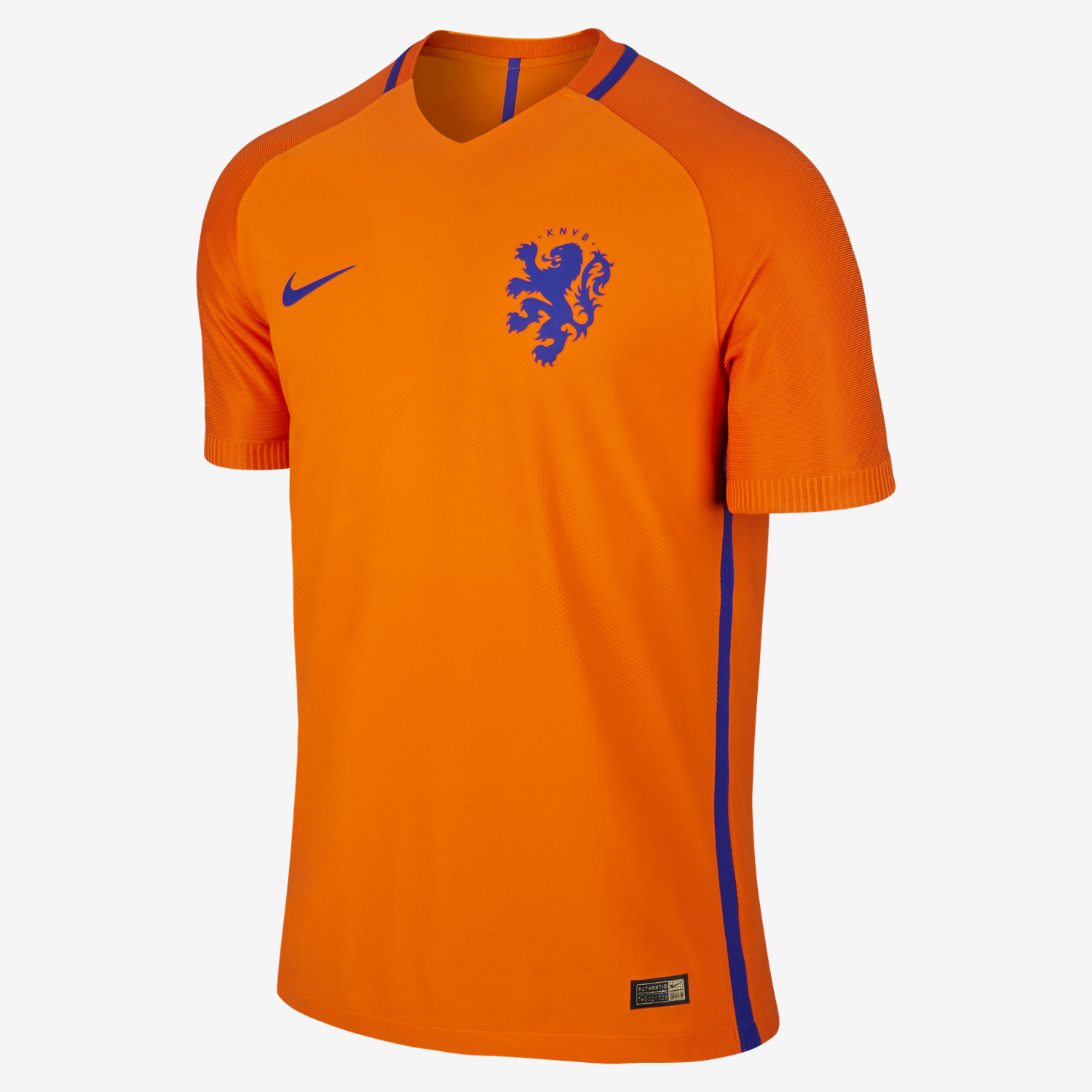 huge selection of 05327 4bc58 Nike Netherlands Auth Home Jersey 2016/17 - Orange