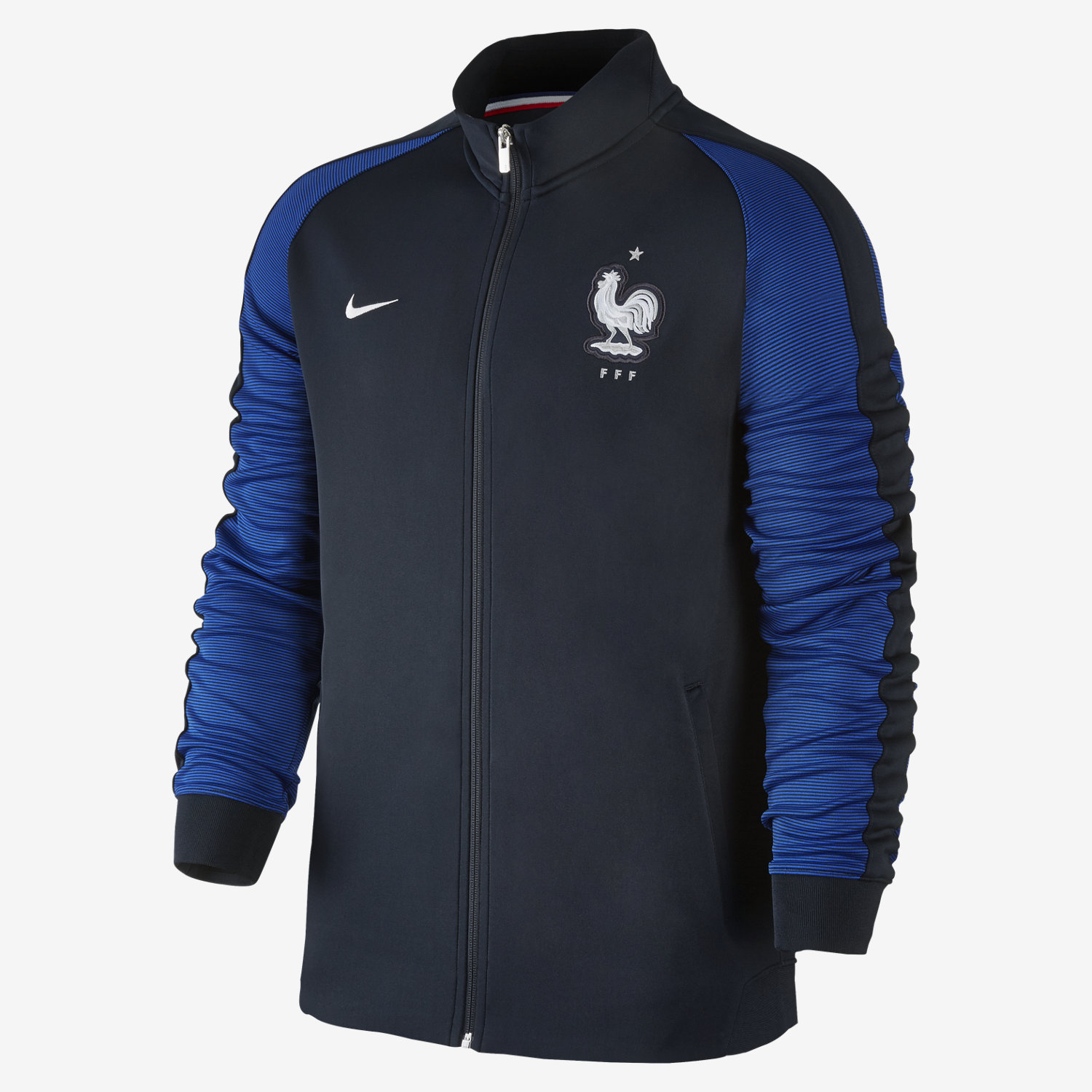 the best attitude 94a5e 368a2 Nike France N98 Auth Jacket 2016/17 - Navy