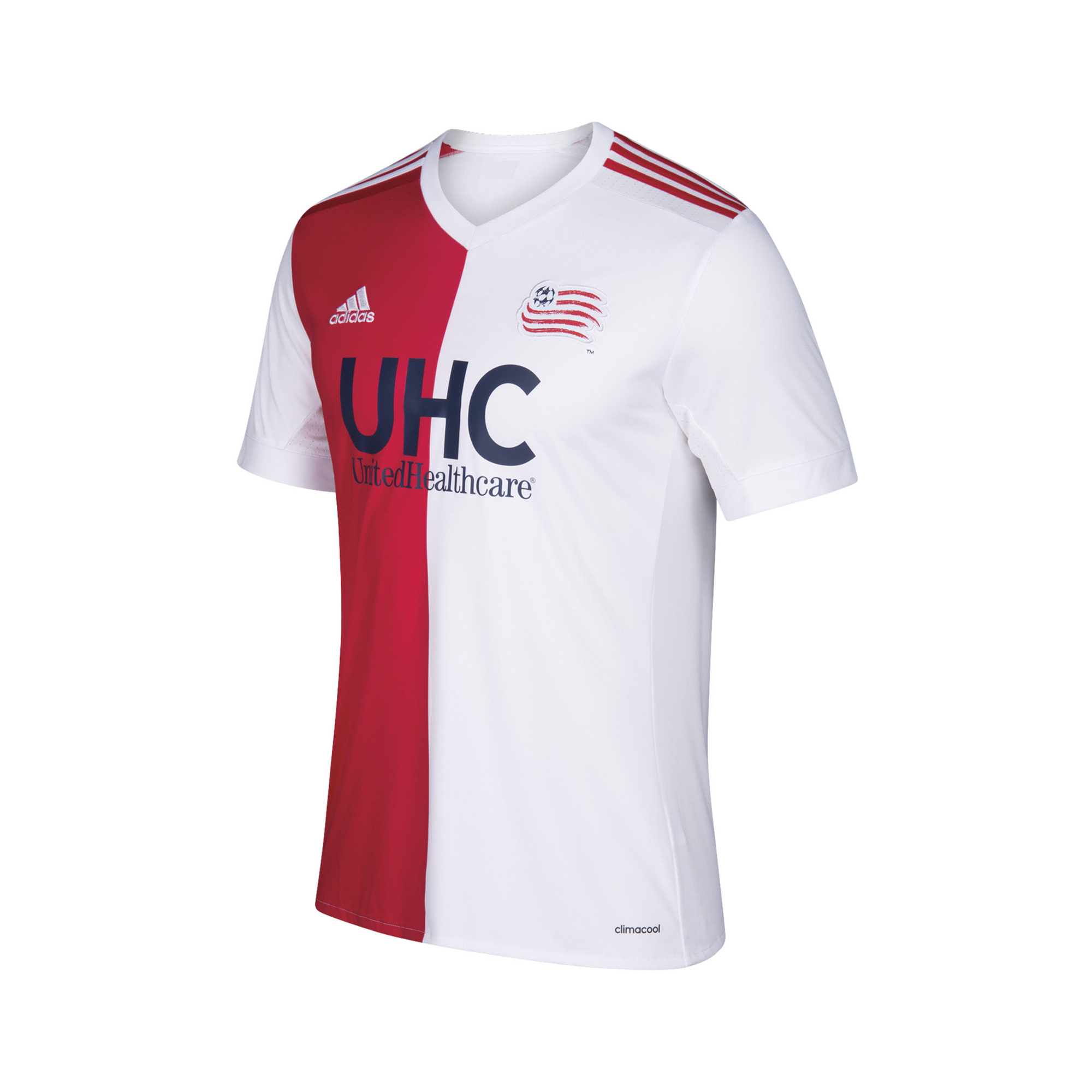 a37568858f1 adidas New England Revolution Away Jersey Youth 2018 - White/Red