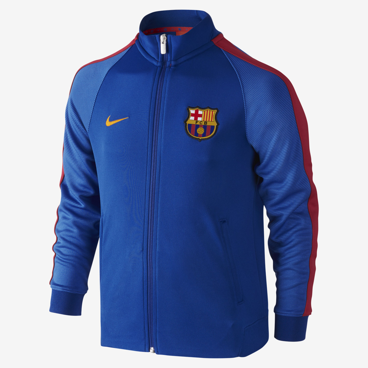 Nike Barcelona N98 Auth Jacket Youth 2016 17 Ryl