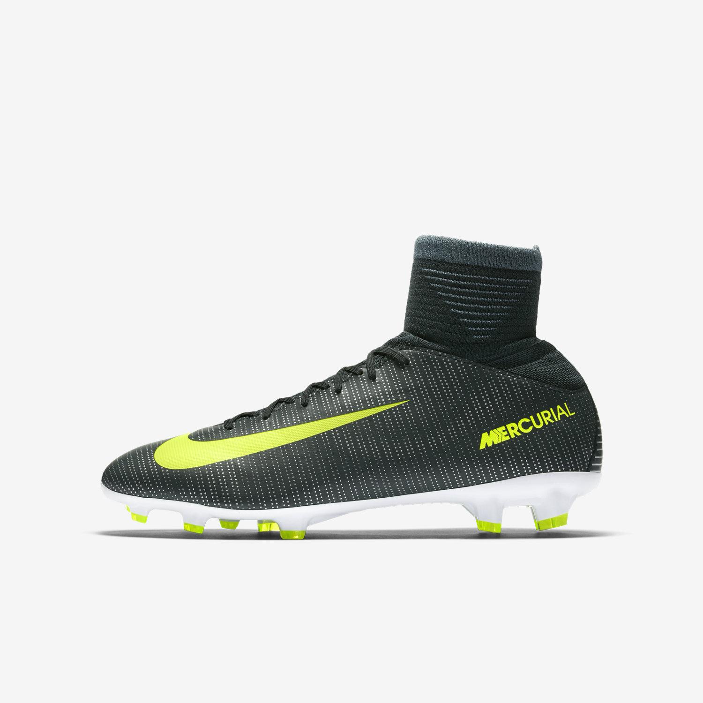 Nike Mercurial Superfly V CR7 FG Youth - Seaweed 786e430f23e3