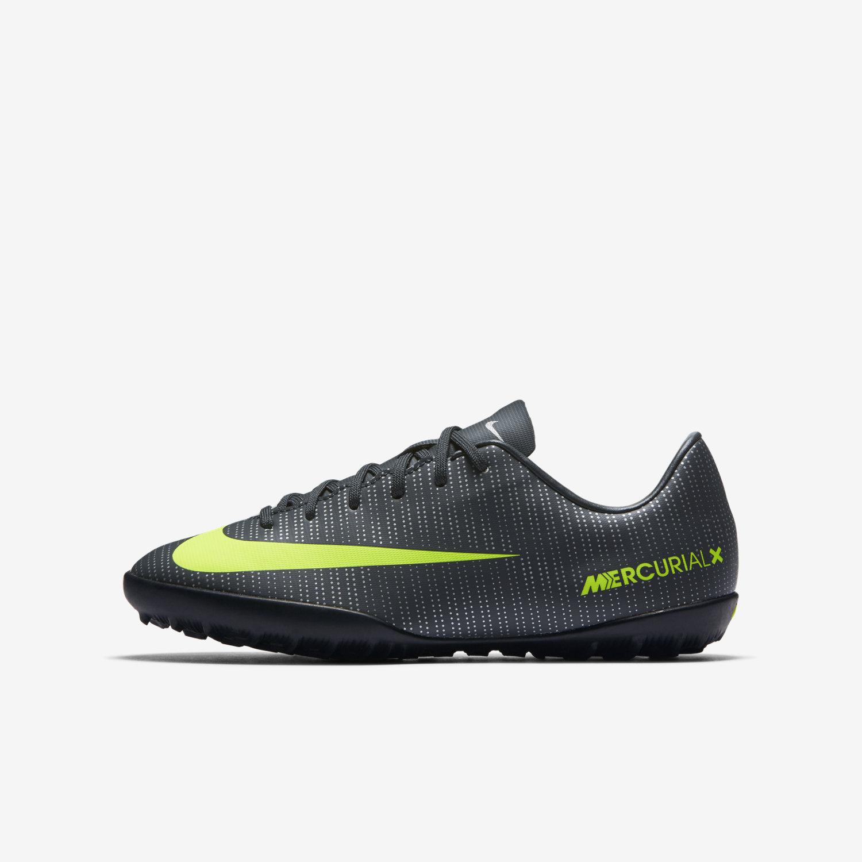 jakość trampki sklep z wyprzedażami Nike MercurialX Victory VI CR7 TF Jr - Seaweed
