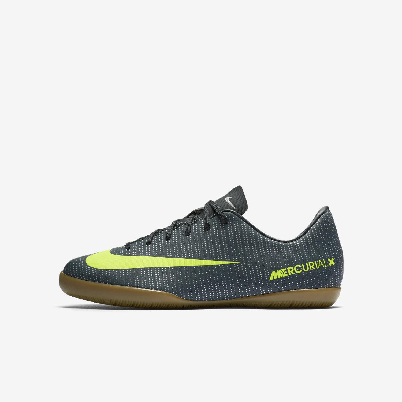 wholesale dealer 5c7a3 2590d Nike Mercurial Vapor XI CR7 IC Jr - Seaweed