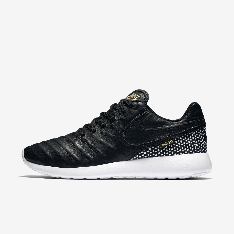 f20f2ddb1a78 Nike Roshe Tiempo VI FC - Black White