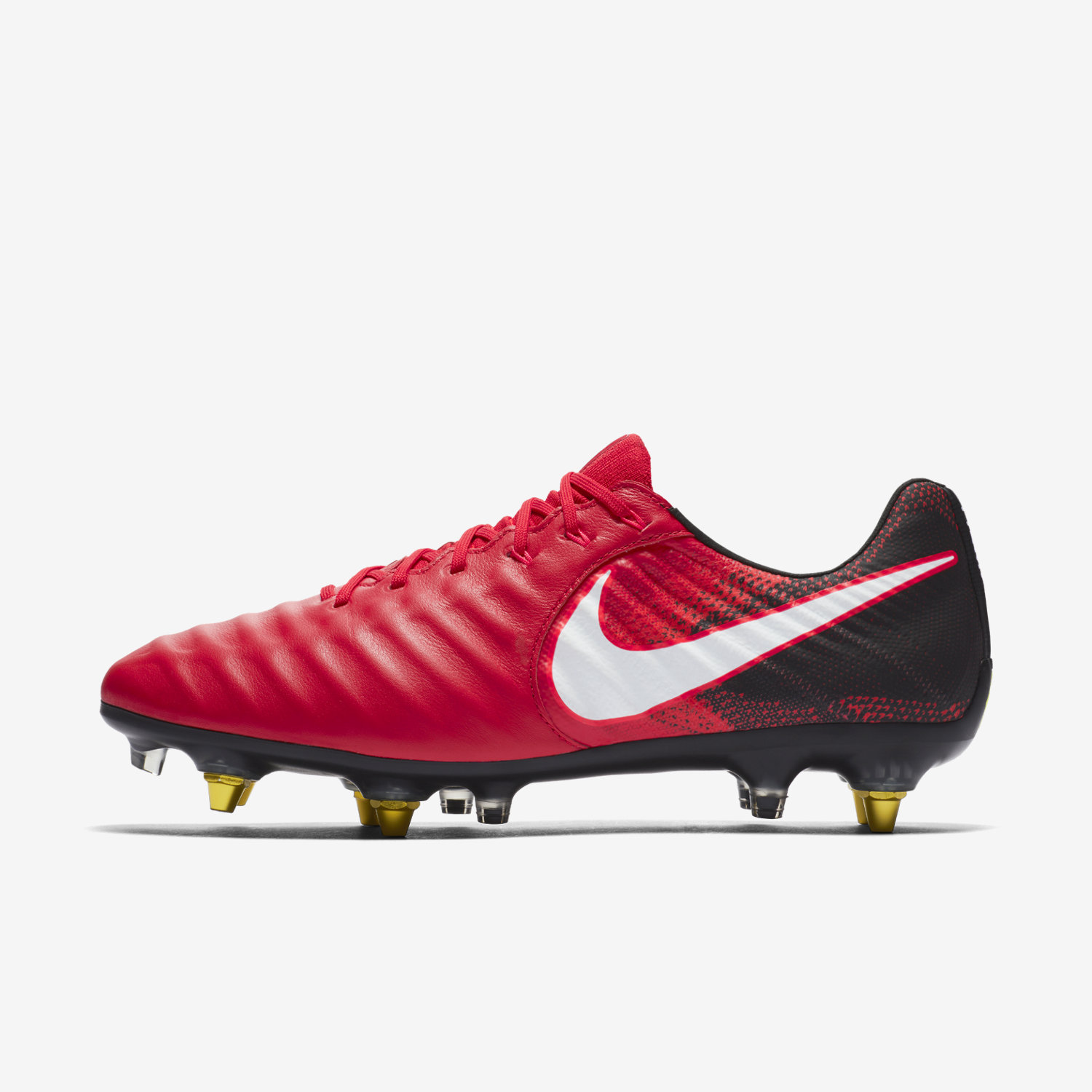 Nike Tiempo Legend VII AG-PRO Artificial-Grass Men's Football Boots Red/Black/White uT2769F