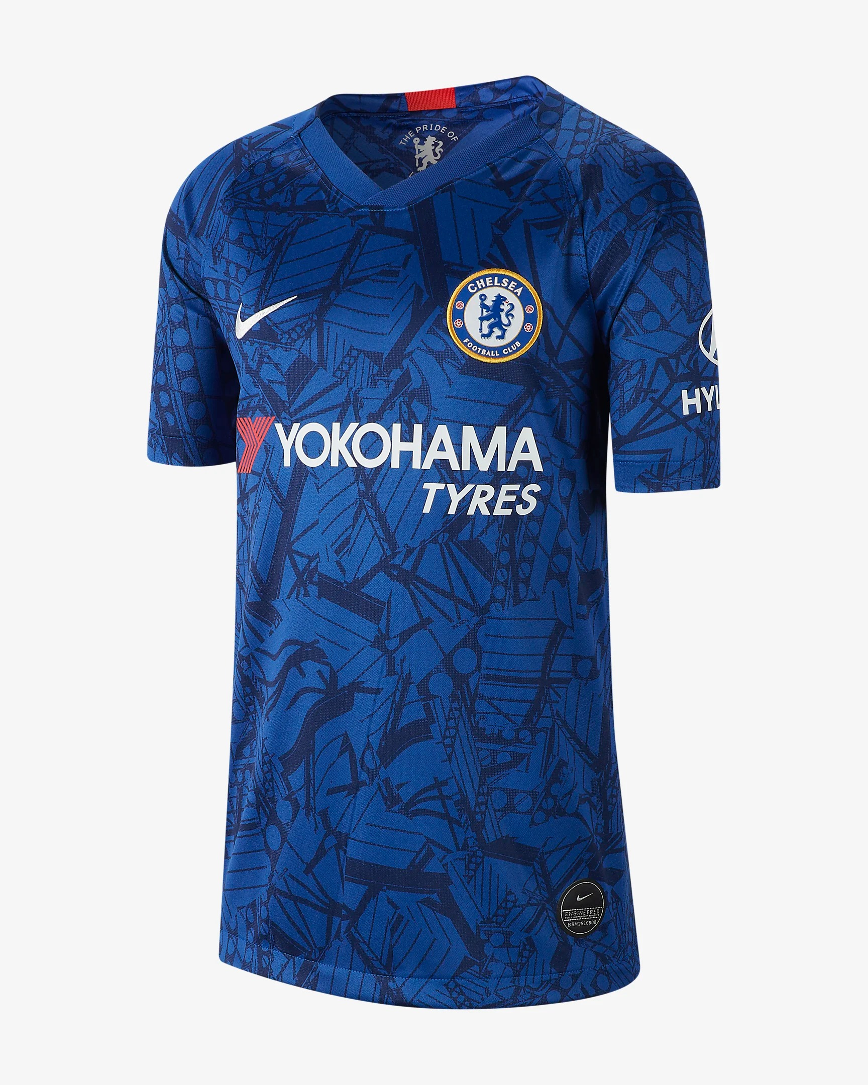 timeless design 7b2f9 d5158 Nike Chelsea Youth Home Jersey 2019/20-Royal/White