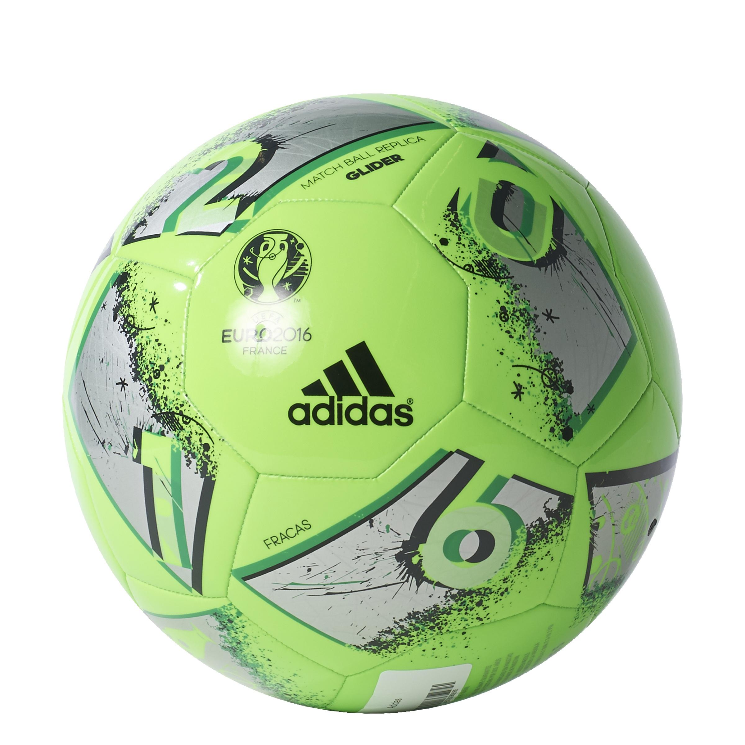 adidas Euro 16 Glider Ball - Green e1e18132c7