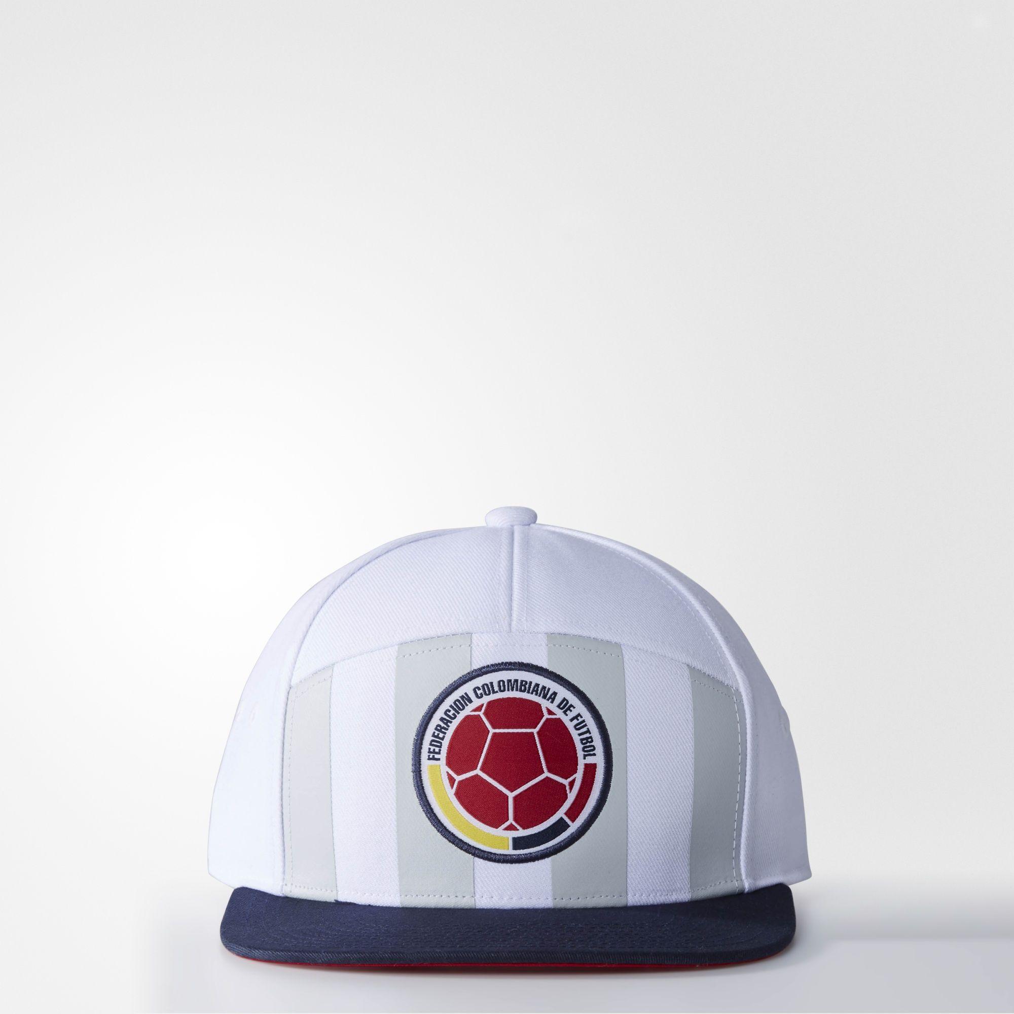 Gorra adidas Colombia Colombia Gorra CF FCF adidas Blanco 4289aff - burpimmunitet.website