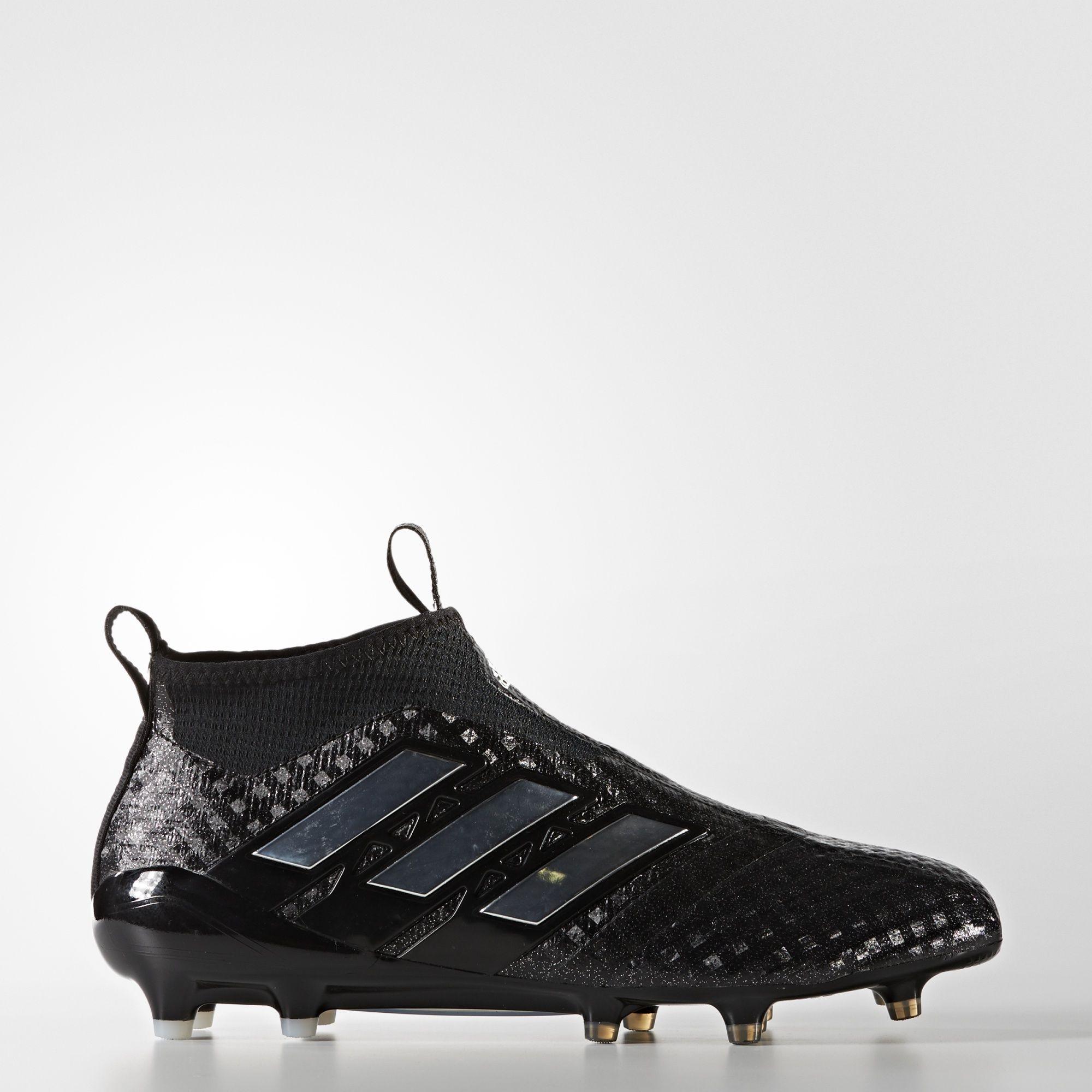sale retailer a4a0f a063a adidas Ace 17+ PURECONTROL FG - Black White