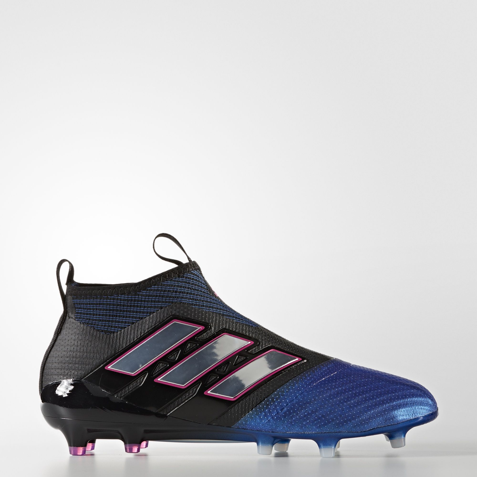super popular 0f56d f21d4 ... adidas ace 17+ purecontrol fg black white blue