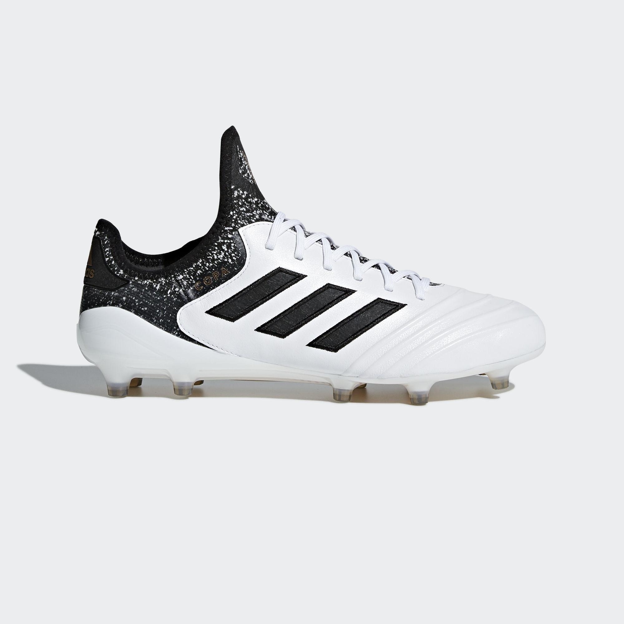 adidas Copa 18.1 FG - White/Black - Sky Stalker