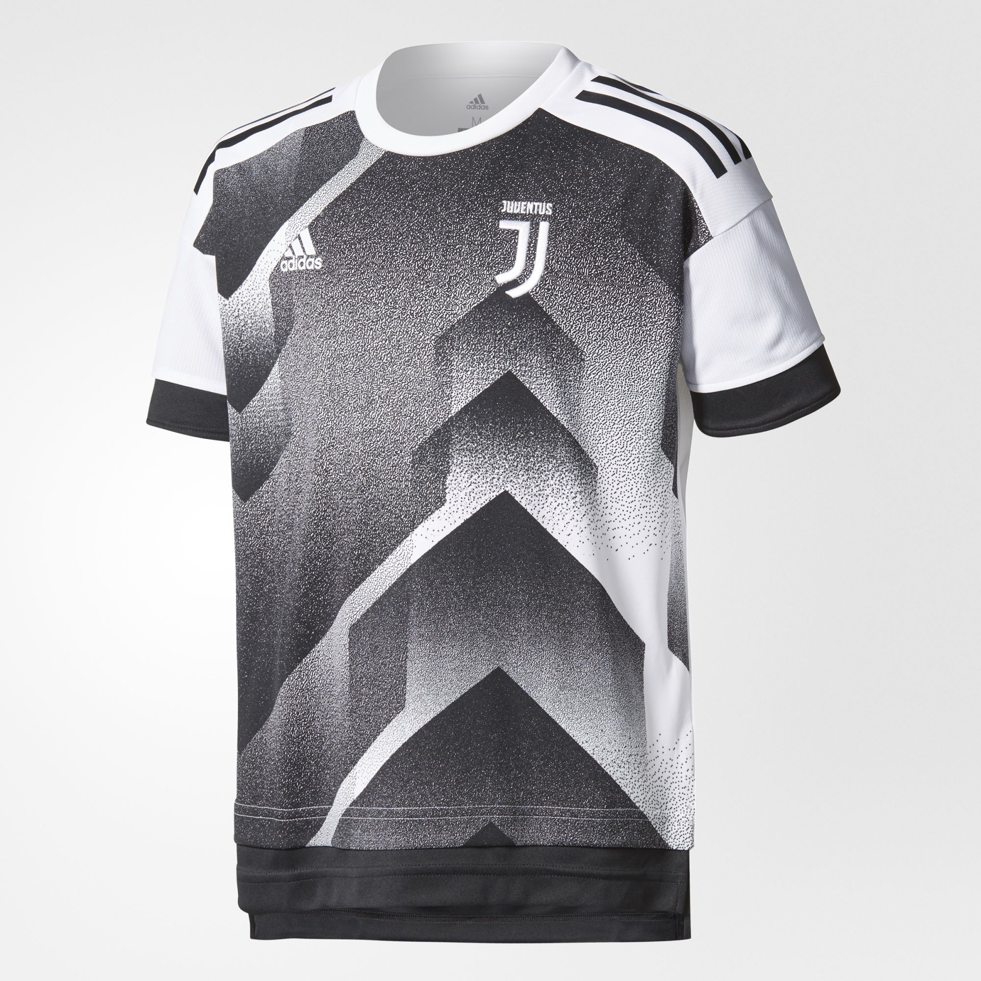 finest selection 70485 a2897 adidas Juventus Home Pre-Match Jersey Youth 2017/18 - White