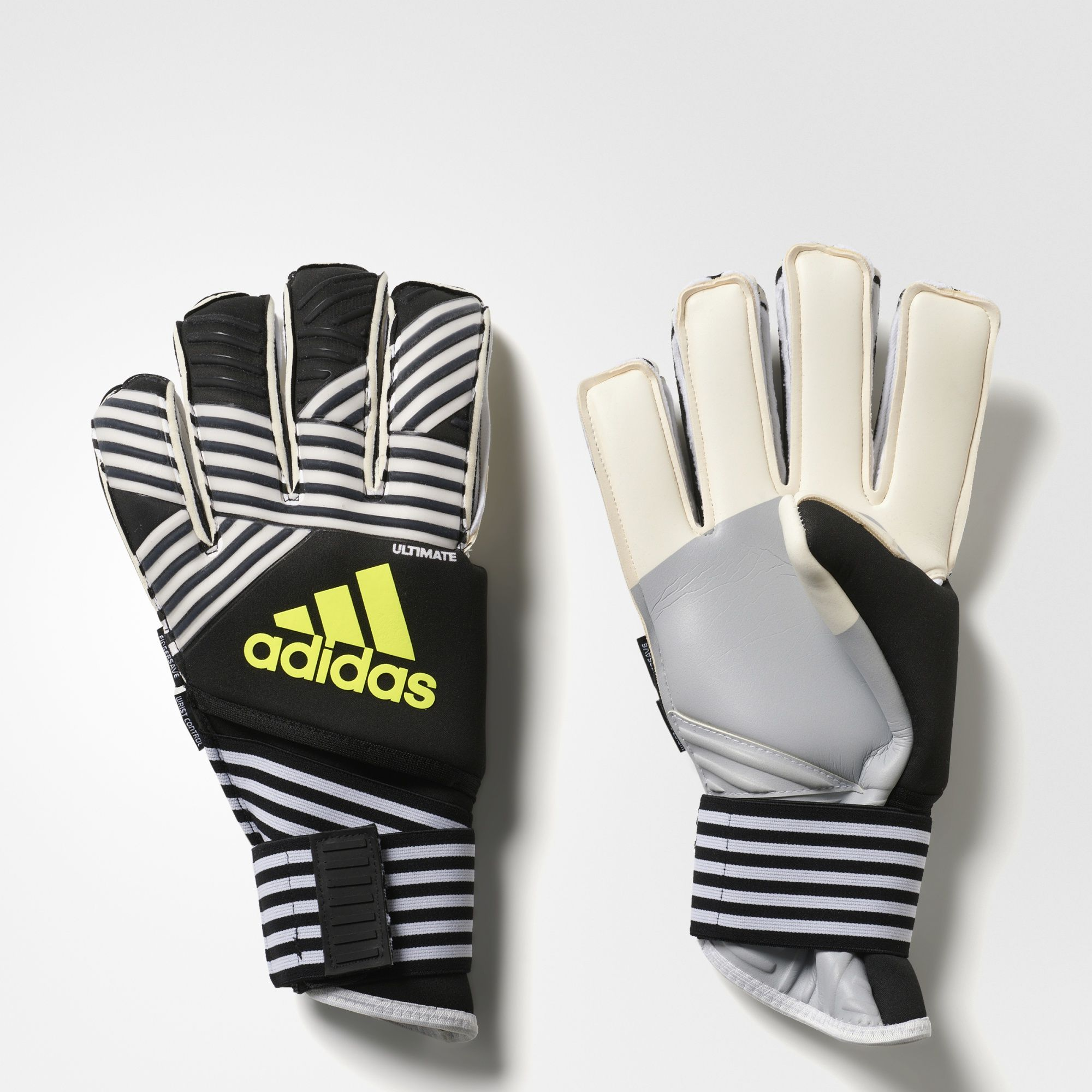 sports shoes 626ad 3ccdf adidas Ace Trans Ultimate Goalie Gloves-Black/Wht