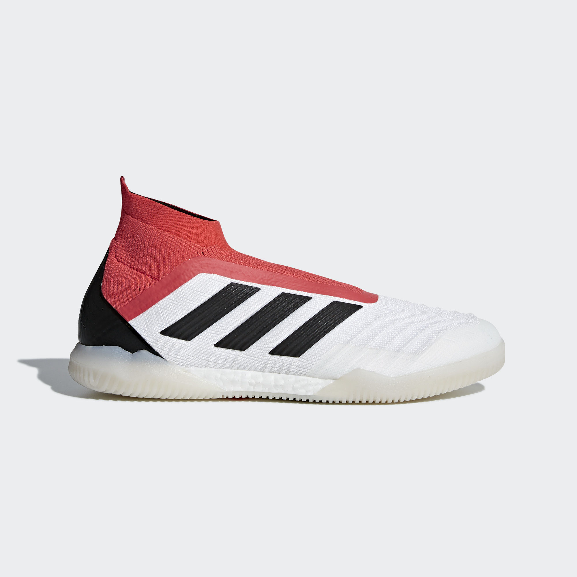 e824a58a842 adidas Predator Tango 18+ IC - White Black Red - Cold Blooded - Footwear