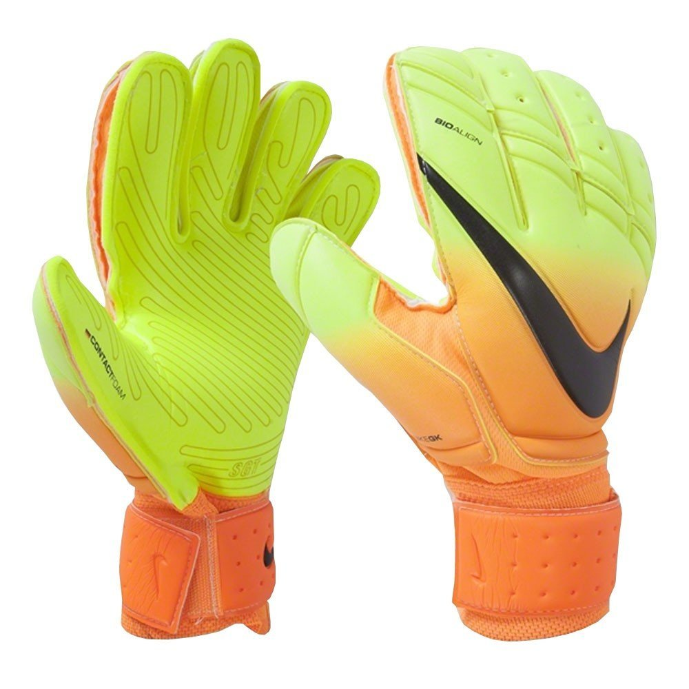 Nike Premier SGT Goalkeeper Gloves - Bright Citrus 1576898f42f2