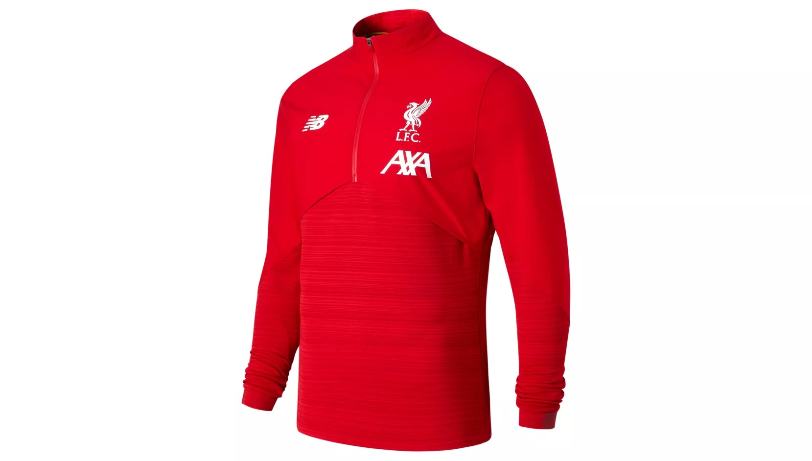 NB Liverpool FC On-Pitch Vector Speed Top- Red
