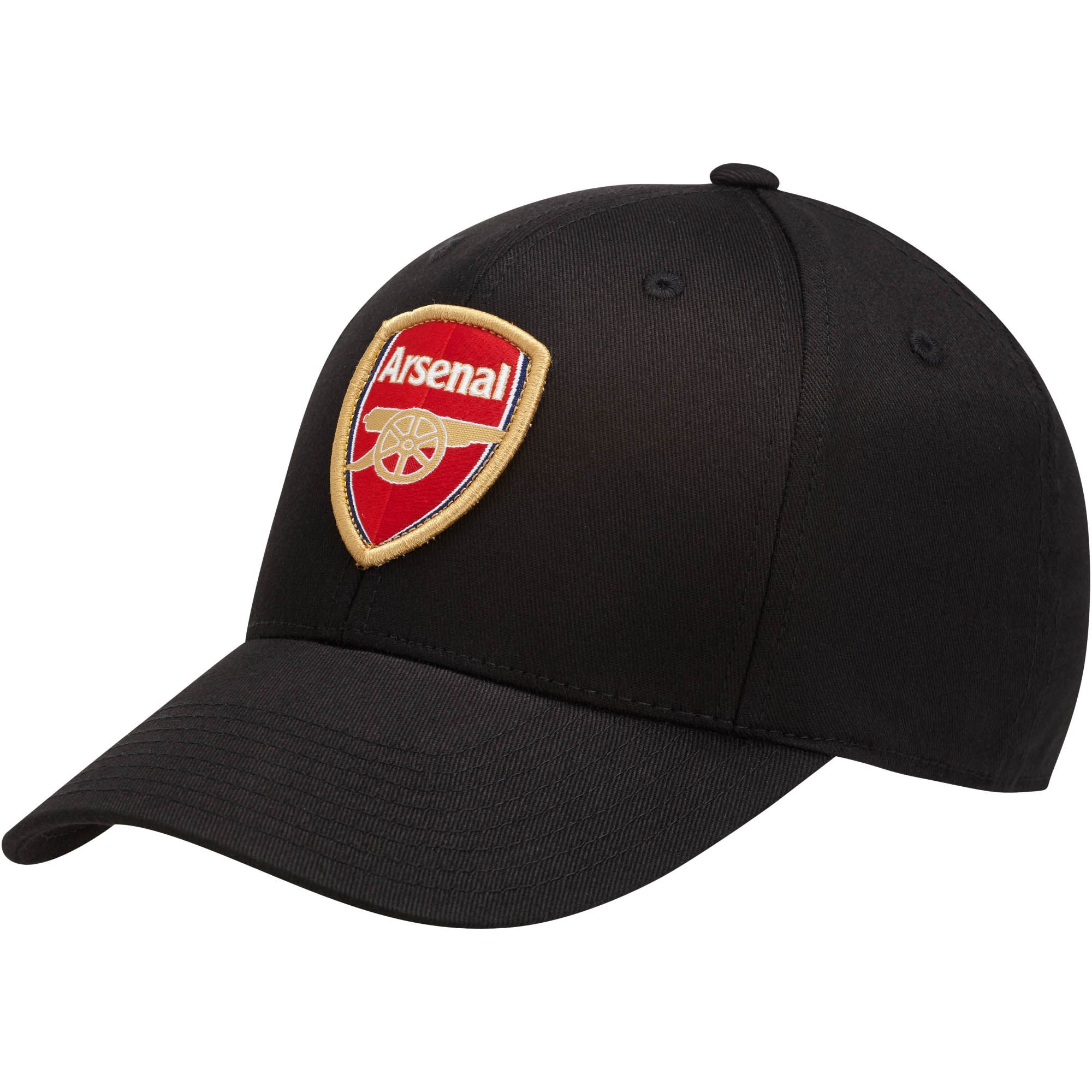 5dc1358aa55 Puma Arsenal Shield Snapback Cap - Black