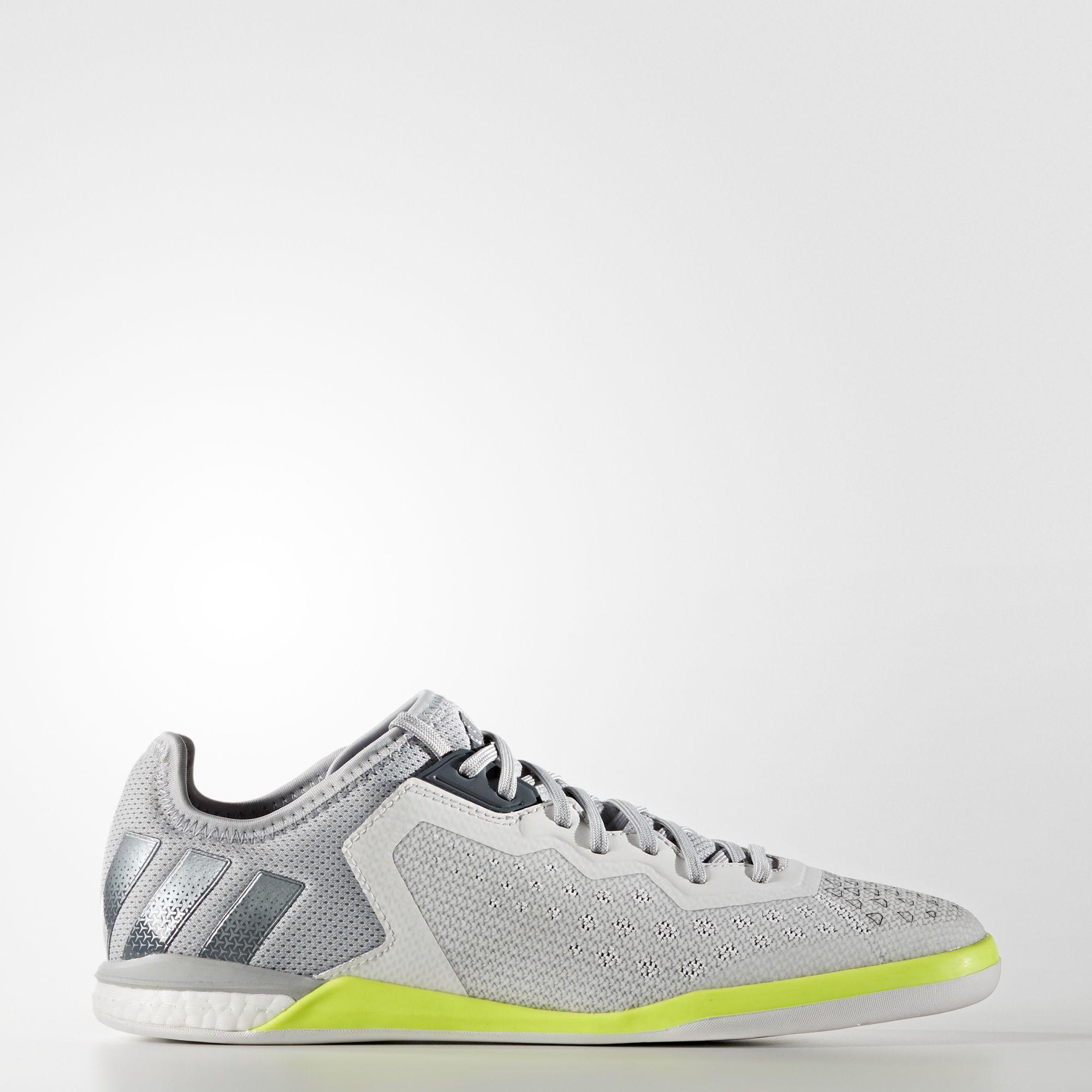 e1be70b98 ... new zealand adidas ace 16.1 court white yellow 78186 b22e3