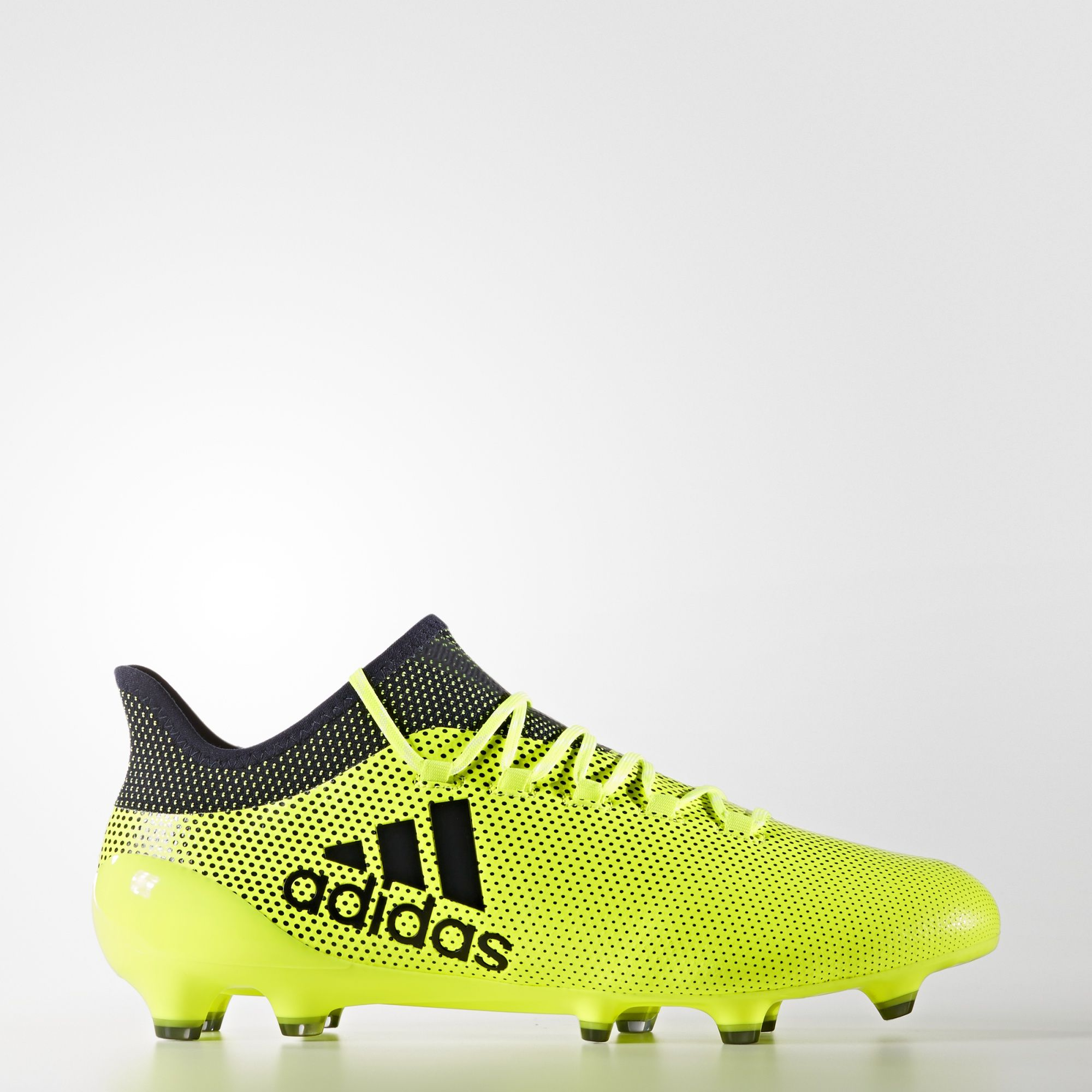pretty nice ce9c6 1d60f authentic adidas x 17.1 fg yellow black b2715 471d0