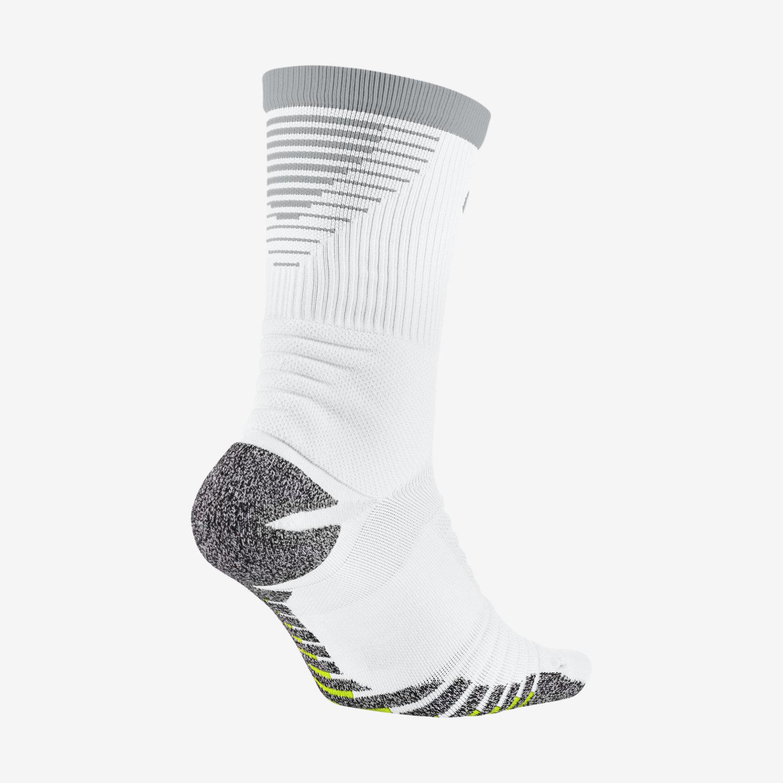 fadf108bead5 Nike Grip Strike Cushioned Crew Socks - White