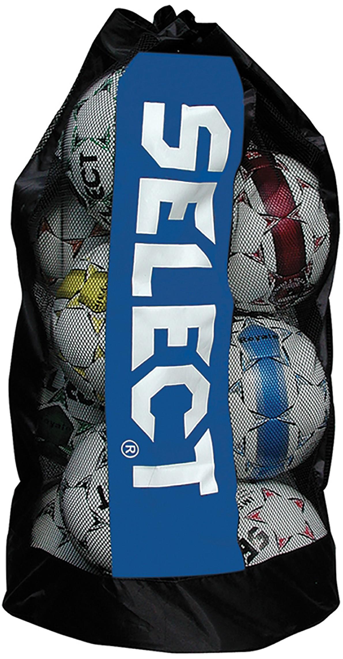 Select duffel ball bag blue black for Blue select