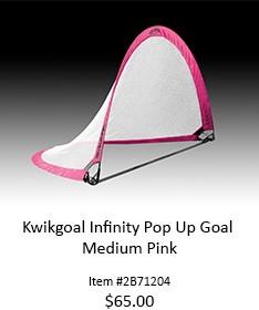 Pink PopUpgoal