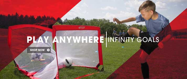 4214ac001 ... and equipment training gear. Kwikgoal Infinity goals